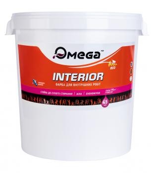 Водоэмульсионная краска Интерьер (для внутренних работ)